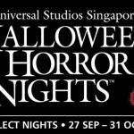 แจกตั๋ว Halloween Horror Night ที่สวนสนุก USS ฟรี
