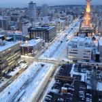 Sapporo เมืองสำคัญบนเกาะ Hokkaido