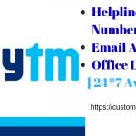 Paytm Customer Care Toll Free Number, Email, Office { 24*7 Available }