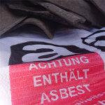 asbest entsorgen Sie am besten mit einem Hamburg Container