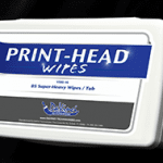 wipes for print head cleaning