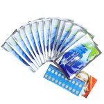 Hot Sale 28 PCS Professional Home Teeth Whitening pills Strips Tooth Bleaching Whiter Whiter strips T6
