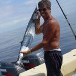 Bobby Mahi on Fishing Boat