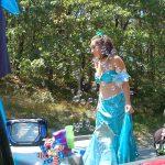 Truro 300 Parade - Mermaid with Bubbles