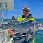 Cape Cod Black Sea Bass Fishing