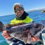 Cape Cod Fishing Charter Blackfish