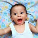 1歳6か月のトイレトレーニング・自分でおまるで小が出来た!