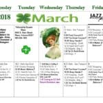 Fellowship Square-Mesa Calendar