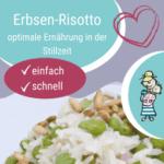 Rezept Erbsen-Risotto