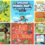 Terrific Travel and Activity Books for Kids