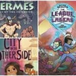 Latest Graphic Novels, Spring 2018