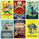 5th Grade Summer Reading List (Ages 10 – 11)