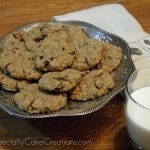 Cinnamon Oatmeal Raisin Cookies