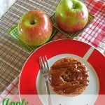 Caramel Apple Cupcake