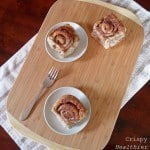 Healthy Cinnamon Buns