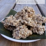 White Chocolate Seed Clusters