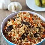 Beef Plov - Rice Pilaf