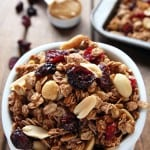 Peanut Butter and Jam Granola