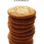 Chewy Cinnamon Molasses Cookies