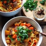 Lagman Uzbek Beef Noodle Soup