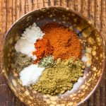 Homemade Taco Seasoning Spices