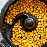 Crunchy Chickpeas Air Fryer