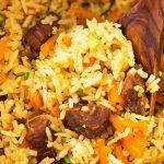 Rice Pilaf Instant Pot Recipe