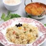 Vegetable Pulao | How to make Veg Pulao