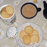 Butter Biscuits/Tea Kadai Style Butter Biscuits (Plain Butter Cookies) – BM # 30