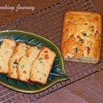 Fruit Cake – Egg less Loaf Cake