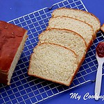 Buttermilk Bread – White Sandwich Bread – Egg Less White Bread Recipe