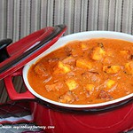 Paneer Butter Masala – No Onion No Garlic Version