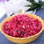 Beetroot Rice – Beetroot Pulao