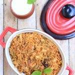 Simple Cabbage Biriyani | Spiced Cabbage Rice