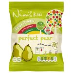 Perfect Pear Fruit Crisps - Healthy Snack For Kids