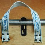 NO-NAIL BOXES, accessoire de manutention: lifting straps