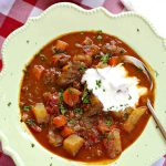 hungary, goulash, beef, stew, soup