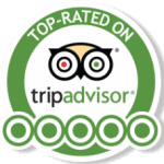 Trip Advisor 5 start rating icon