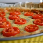 Quiche di zucchine e pomodori bimby