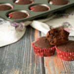 Muffin arancia e cioccolato bimby
