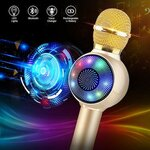 Top 10 Best Bluetooth Microphones for Karaoke in 2019 Reviews