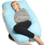Top 10 Best Pregnancy Pillows for Lower Back Pain in 2019 Reviews