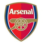 Arsenal logo - Storm DJs