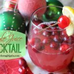 Jingle Juice Cocktail
