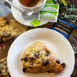 Lightened Up! Cherry Scones