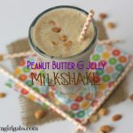 Peanut Butter & Jelly Milkshake Plus 11 Disney-Inspired Recipes