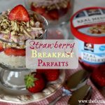 Strawberry Breakfast Parfaits