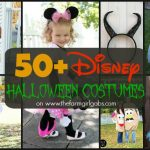 50+ Disney Halloween Costume Ideas