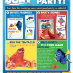 Finding Dory Pool Party