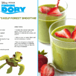 Squirt's Kelp Forest Smoothie